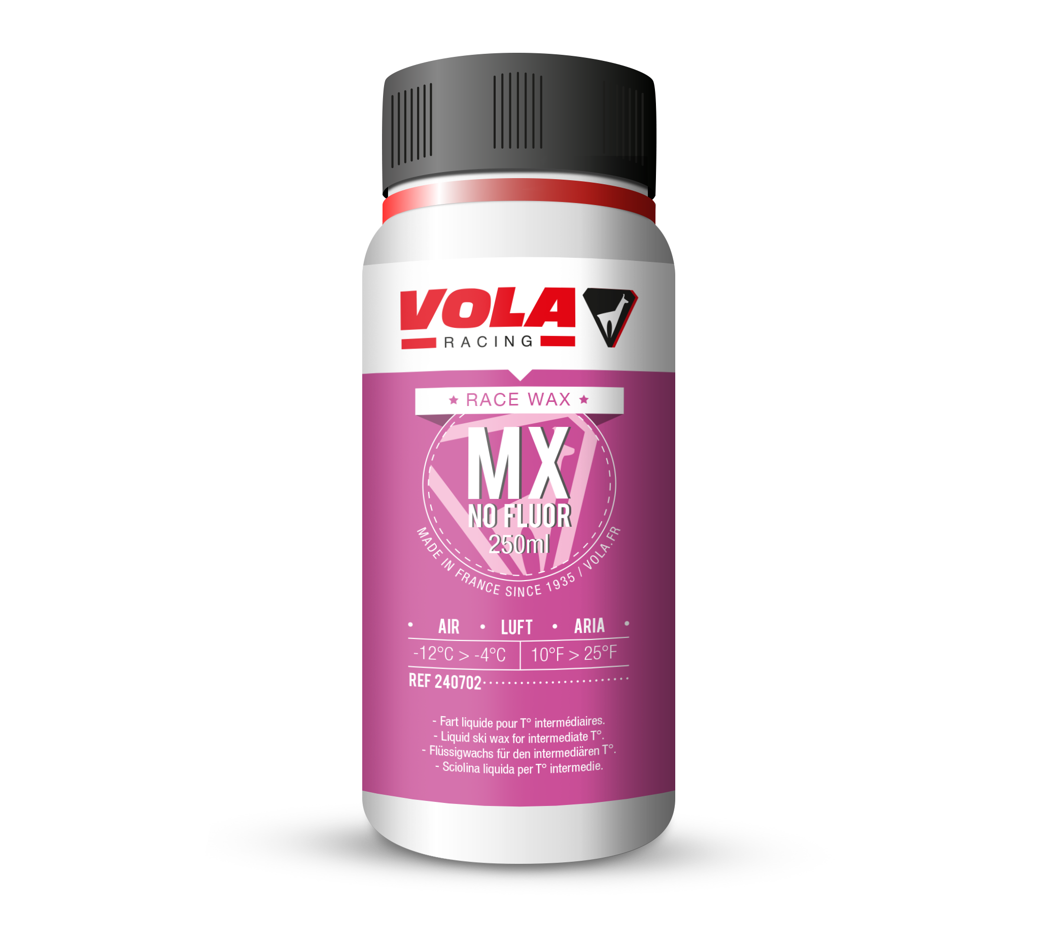 MX no Fluor, 250mL, Purple